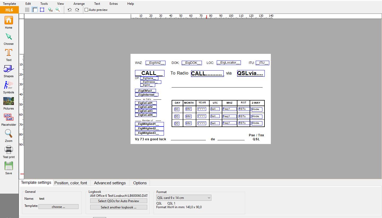 Graphic editor